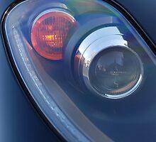 Details: Headlight / Ferrari F430 by John Schneider