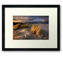 Scotland : Ben's Beach Framed Print