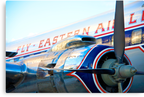 Fly Eastern Airlines by njordphoto