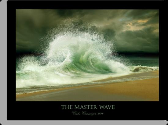 The Master Wave by Carlos Casamayor