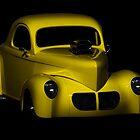 Yellow Glow by Doug Greenwald