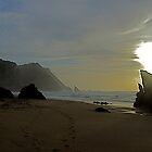 Adraga beach   -  3 by BaZZuKa