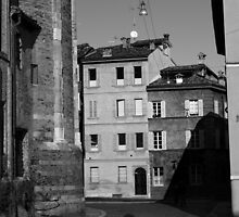 Corner of Parma town by marcopuch