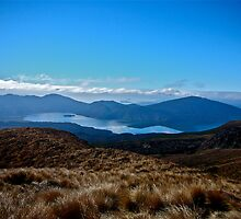 Tongariro Crossing, New Zealand by emerson