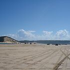 Beach Highway -  Calm Side - Double Island by DanielRyan