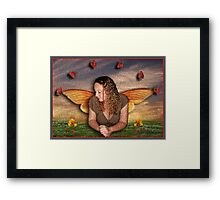 Strawberry Fields Framed Print