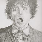 Billie Joe Armstrong by Chantel Smith