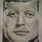 "JFK ""Upside-Down"" by Meg Hart"