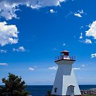 Port Medway Nova Scotia by Roxane Bay