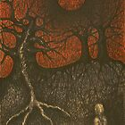I In Night Thint About You by Wojtek Kowalski