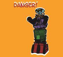 the robot t-shirt by ralphyboy