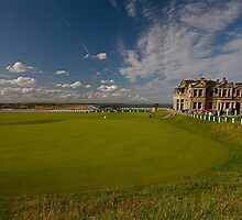 GOLFERS DREAM by FLYINGSCOTSMAN