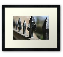 Landscove card collection.  two Framed Print