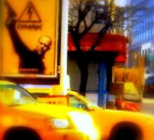 Taxi by newyorknancy