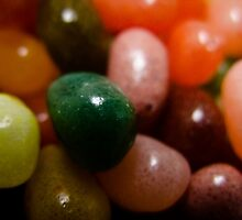 jelly beans by Tony Day