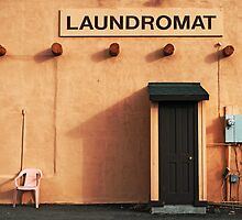 laundromat by André Berger