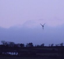 Legless Windmill by Gerry  Temple
