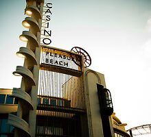 Pleasure Beach! by David  Howarth