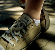 Their Own Shoes 4 by Jeffrey Buras