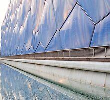 Water Cube by Karen Millard