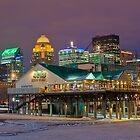 Louisville by Night - Louisville, KY by Howard Simpson