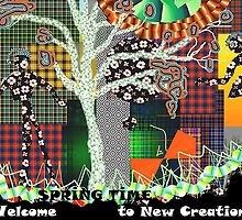 banner new creations by tulay cakir