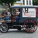 Motorized Amish Buggy by brucecasale