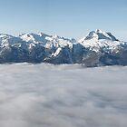 Revelstoke Panorama by Michael Kelly