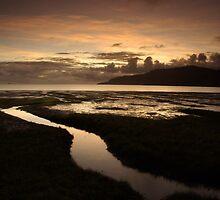 Trinity Inlet Dawn by ken47
