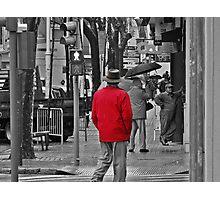 Rainy days and Mondays.. Photographic Print