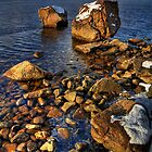 Milarrochy Rocks (4) by Karl Williams