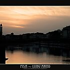 PISA, LUNG'ARNO by Gianluca Perrone