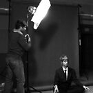 Behind The Scenes by Joanna Beilby