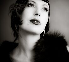 40's Glamour #1 by Angela McConnell