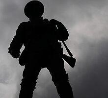 The unknown soldier? by buttonpresser