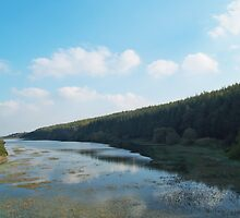 Beaver Dyke Reservoir by WatscapePhoto