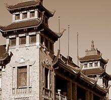 Pui Tak Center (Chicago) by William Dyckman