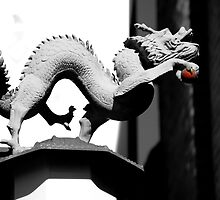 Dragon Lantern by William Dyckman