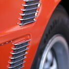 Ford Capri MK1 Facelift 1974 by riotphoto