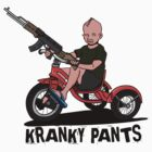 KRANKY PANTS by inkriminate