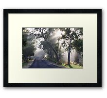 ~ It's Gonne Be A Bright, Bright Sunshiny Day ~ Framed Print
