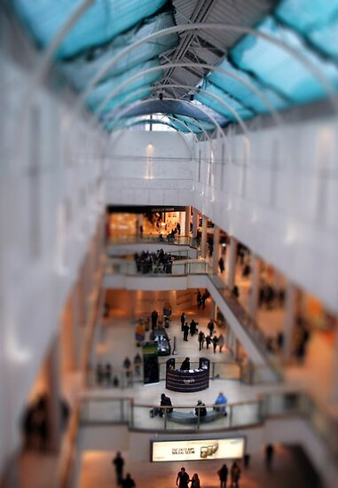 The Shopping Mall by missmoneypenny