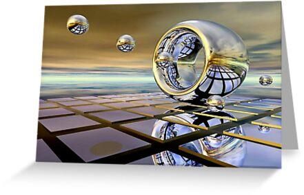 Shooting Hoops by Sandra Bauser Digital Art