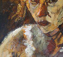 Woman of the earth by Alyshia Hansen