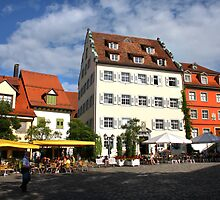 Summer Life at Meersburg by SmoothBreeze7
