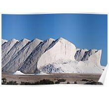 Salt Mountains Poster