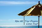 """""""May All Your Dreams Come True!"""" card by AuntDot"""