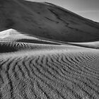 Eureka Dunes by Chris Morrison