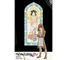 Valentine's Dei Photographic Print