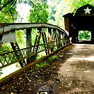 Otway Bridge, Ohio by HeatherMScholl
